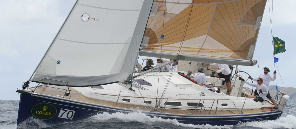 2014 Caribbean Yacht Racing Series