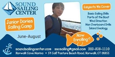 Enrolling Now - Junior Dories Sailing Camp
