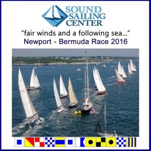 newport bermuda send off