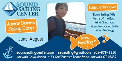 Enrolling Now - Junior Dories Sailing Camp